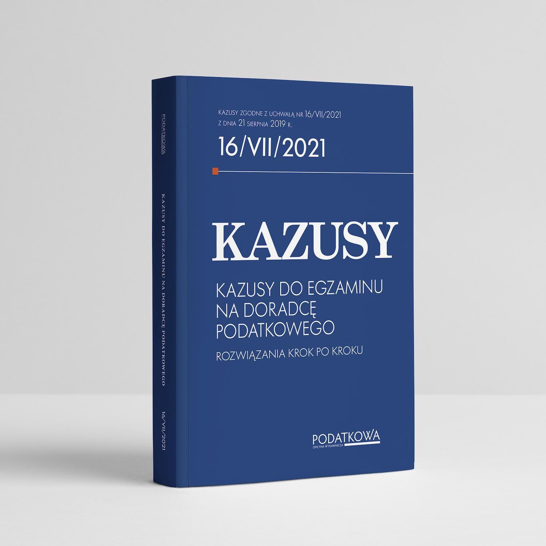 Kazusy zgodne z uchwałą 16/VII/2021